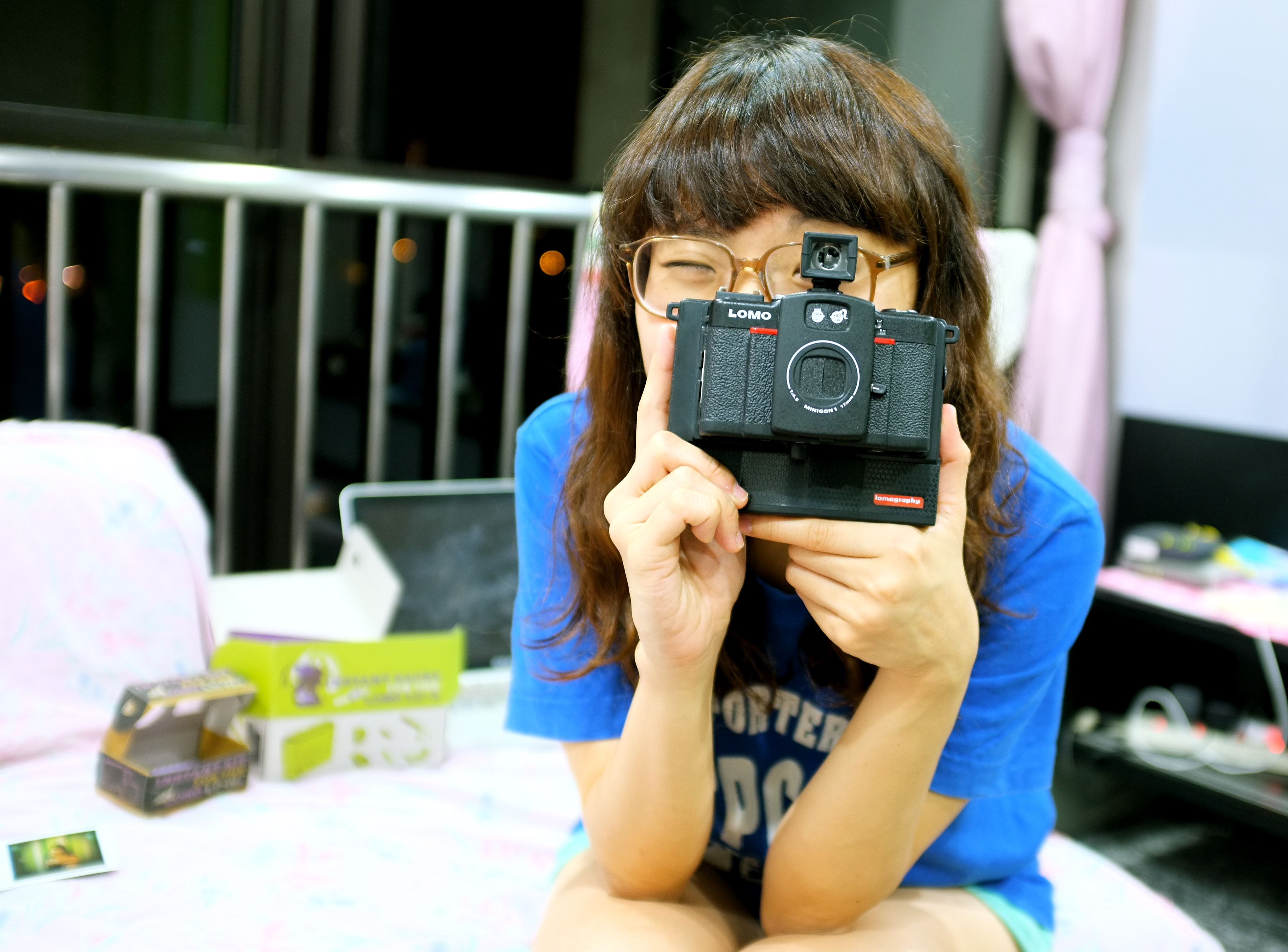LC-Wide + Instant Back! | My Happy Blog