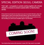 Special Edition Seoul Camera!